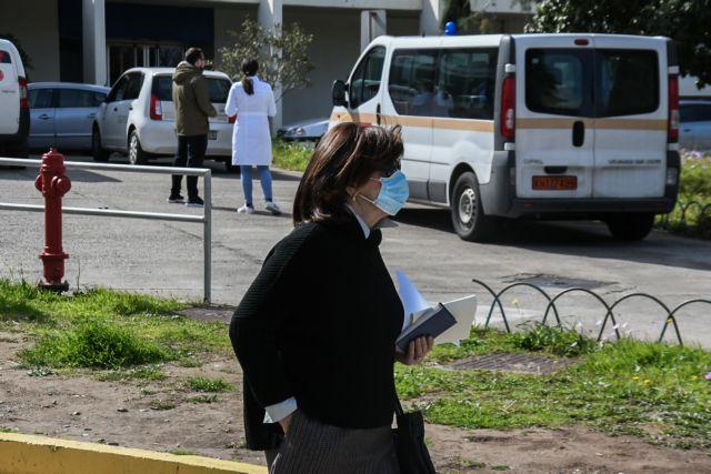 Κορωνοϊός: Κρούσμα στη βόρεια Εύβοια – 48χρονος ο ασθενής, συνταξιδιώτης του 66χρονου   tovima.gr