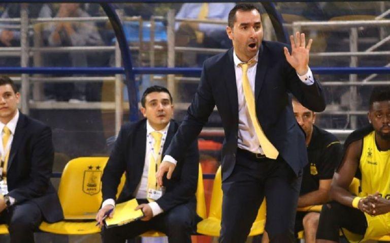 Καμπερίδης: «Στα επόμενα παιχνίδια θα προσπαθήσουμε να πάρουμε τη νίκη»   tovima.gr