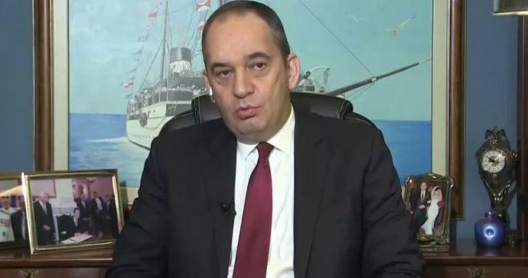 Πλακιωτάκης: Θα συνεχίσουμε να προστατεύουμε τα θαλάσσια σύνορα της πατρίδας μας   tovima.gr