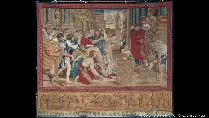 500 χρόνια από τον θάνατο του Ραφαήλ | tovima.gr