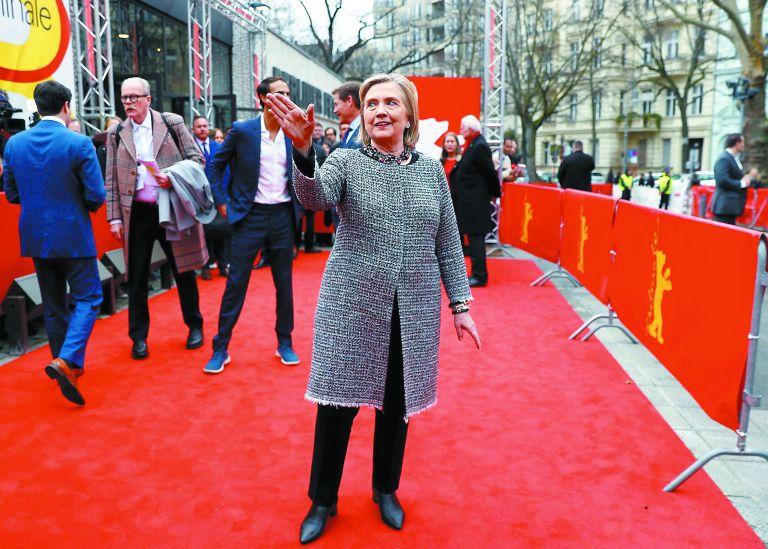 Χίλαρι Κλίντον: «Το μόνο που με ενδιαφέρει είναι να ηττηθεί ο Τραμπ»   tovima.gr