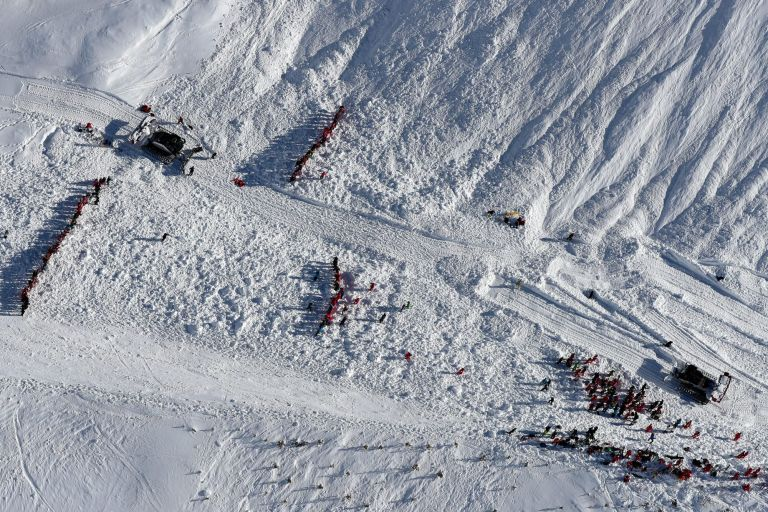 Αυστρία: Πέντε νεκροί από χιονοστιβάδα στην περιοχή Ντάχσταϊν   tovima.gr
