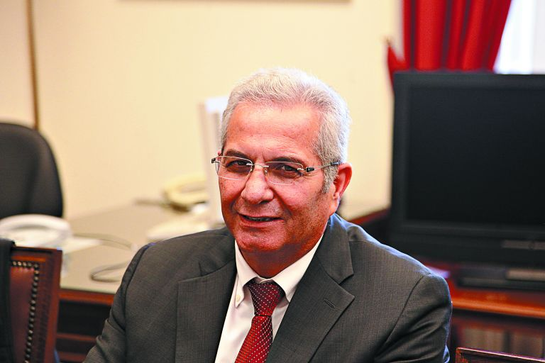 Αντρος Κυπριανού: «Πώς είναι θωρακισμένη η ΑΟΖ όταν η Τουρκία τρυπάει ανενόχλητη;» | tovima.gr
