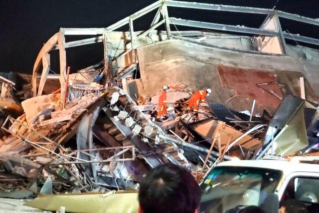 Κίνα: Τουλάχιστον 4 νεκροί από την κατάρρευση του ξενοδοχείου με ασθενείς κορωνοϊού   tovima.gr