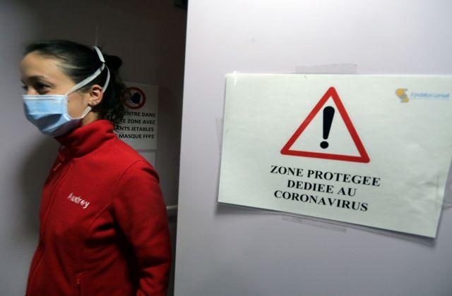 Γαλλία: Απαγόρευση συγκεντρώσεων άνω των 1.000 ατόμων | tovima.gr