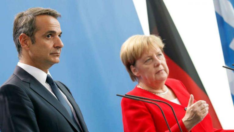 Στο Βερολίνο ο Μητσοτάκης για επενδύσεις και προσφυγικό – Τι θα συζητήσει με Μέρκελ | tovima.gr