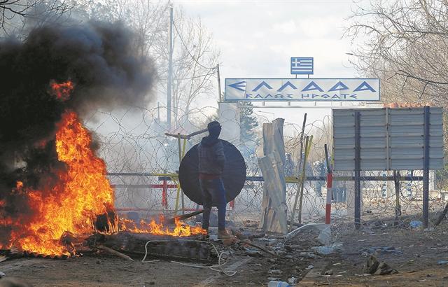 Ηχηρό μήνυμα Μητσοτάκη σε Αγκυρα-ΕΕ: «Είμαστε έτοιμοι για κάθε σενάριο» | tovima.gr