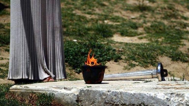 Αρχαία Ολυμπία : Χωρίς θεατές η τελετή Αφής της Ολυμπιακής Φλόγας λόγω κοροναϊού   tovima.gr
