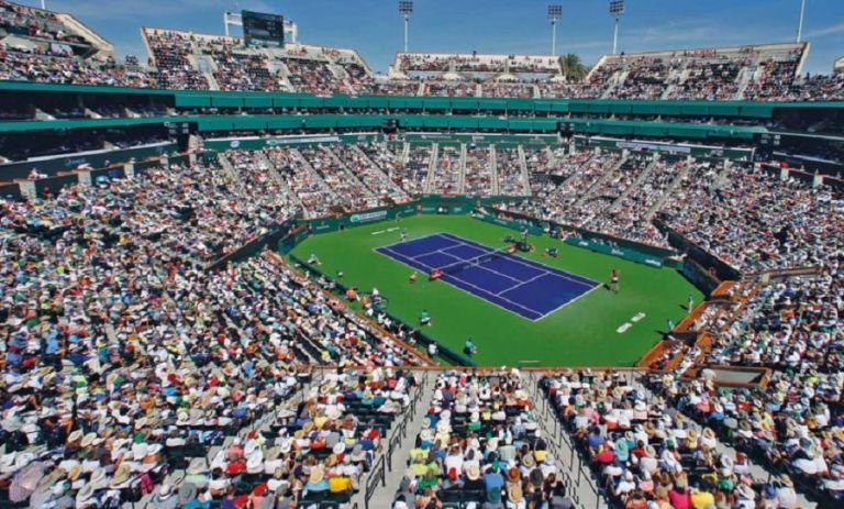 Αναβλήθηκε το Indian Wells λόγω κοροναϊού | tovima.gr