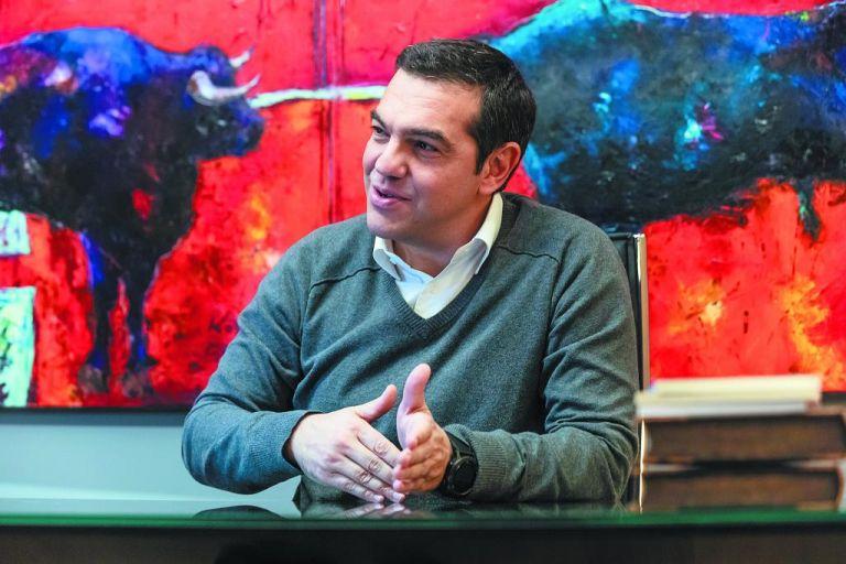 Τσίπρας: Καταθέτει προτάσεις για τον κορωνοϊό | tovima.gr