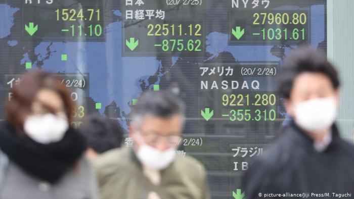 Κίνδυνος παγκόσμιας ύφεσης λόγω κορωνοϊού – Πόσο ρεαλιστικός είναι; | tovima.gr