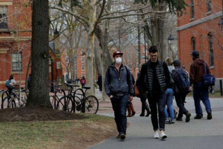 ΗΠΑ: Αναστολή λειτουργίας σε πανεπιστήμια   tovima.gr