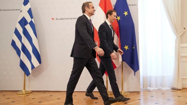 Μητσοτάκης σε Κουρτς: Συνεργασία με την Τουρκία, όχι όμως με όρους εκβιασμού   tovima.gr