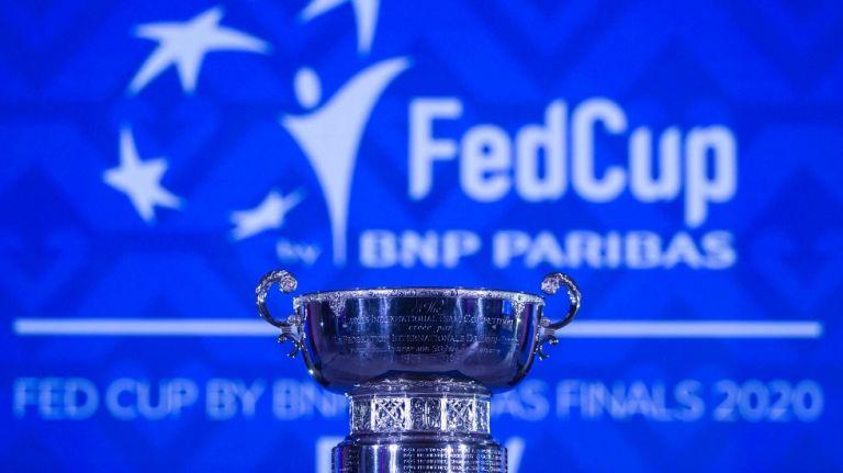 Αναβλήθηκαν οι τελικοί στο Fed Cup λόγω κοροναϊού | tovima.gr
