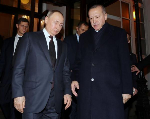 Ρωσία-Τουρκία: Συνομιλιών συνέχεια για την Ιντλίμπ   tovima.gr