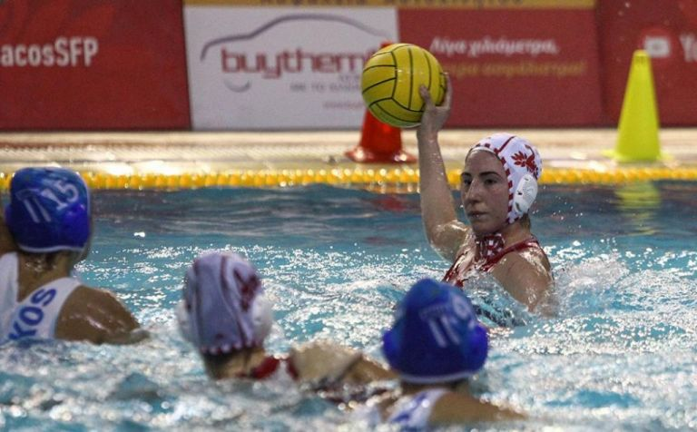 Ολυμπιακός:  Άνετη νίκη επί του Εθνικού (11-5) στο Παπαστράτειο | tovima.gr