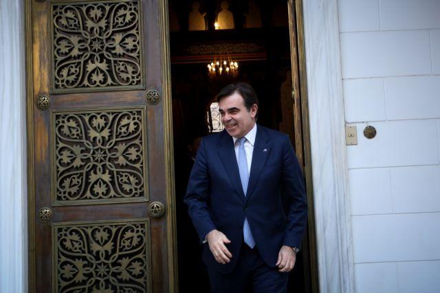 Στην Αθήνα Σχοινάς – Γκάμπριελ για κορωνοϊό και επιπτώσεις  σε τουρισμό – οικονομία | tovima.gr