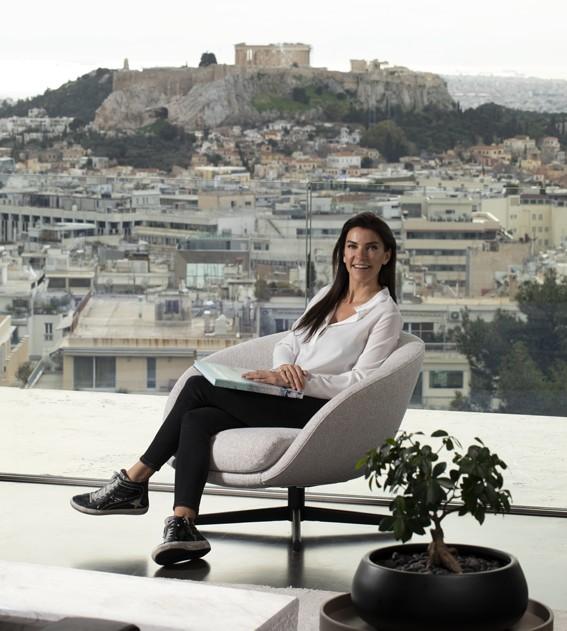 Μαρίνα Βερνίκου: «Η ανάγκη διαρκούς δράσης είναι καταγεγραμμένη στο DNA μου» | tovima.gr