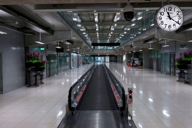 Κορωνοϊός: Κλείνει αεροδρόμιο της Ρώμης   tovima.gr