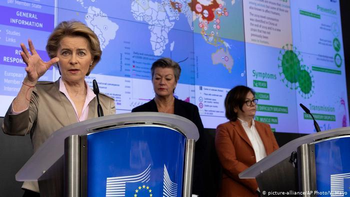 Οικονομικά μέτρα στήριξης της ΕΕ για τον κορωνοϊό   tovima.gr