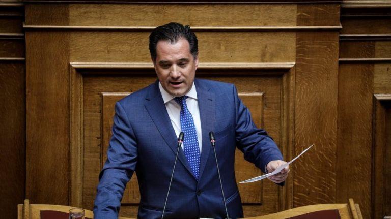 Γεωργιάδης στο MEGA: Έρχεται στήριξη επιχειρήσεων για τον κοροναϊό   tovima.gr