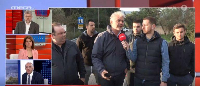 Αντιδρούν οι κάτοικοι στη Μαλακάσα για την έλευση προσφύγων   tovima.gr