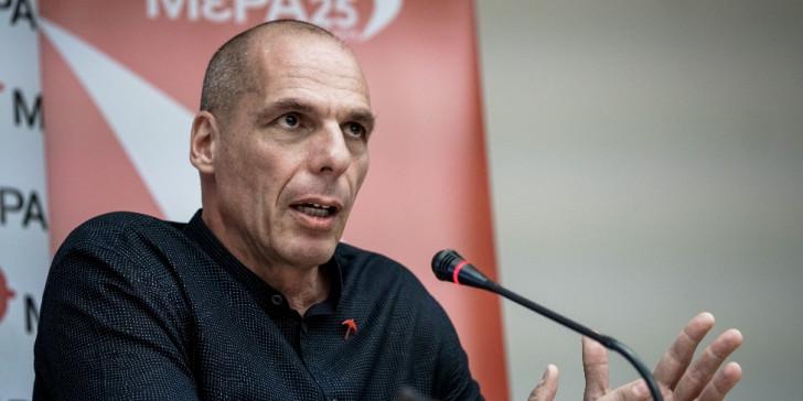 Βαρουφάκης στο MEGA: Νόμιμο και ηθικά απαραίτητο να ηχογραφήσω τα Eurogroup | tovima.gr
