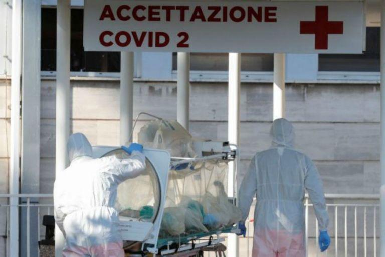 Ιταλία: 349 οι νεκροί από τον κορωνοϊό σε μια ημέρα | tovima.gr