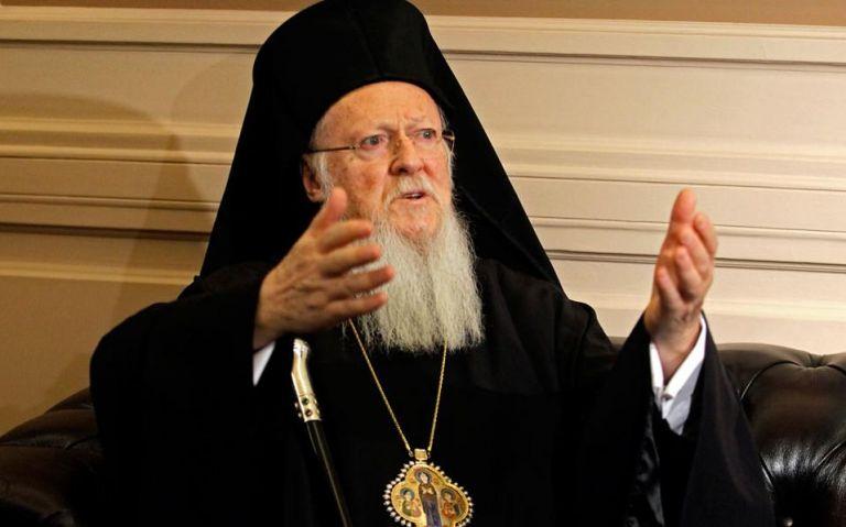 Παρέμβαση Βαρθολομαίου για εκκλησιασμό και Θεία Κοινωνία   tovima.gr