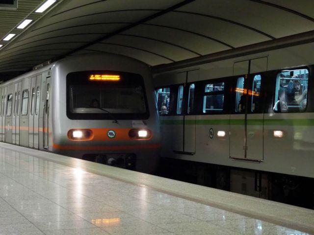 Κορωνοϊός: Μειωμένα τα δρομολόγια του μετρό – στο μισό η κίνηση στους συρμούς | tovima.gr