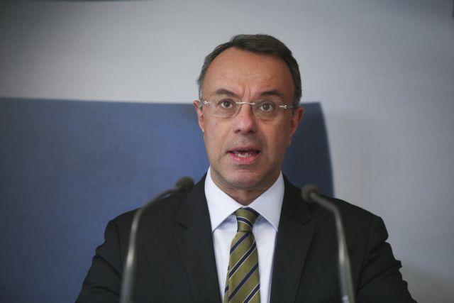 Σταϊκούρας: Έρχεται 6μηνο πάγωμα των δόσεων επιχειρηματικών δανείων   tovima.gr