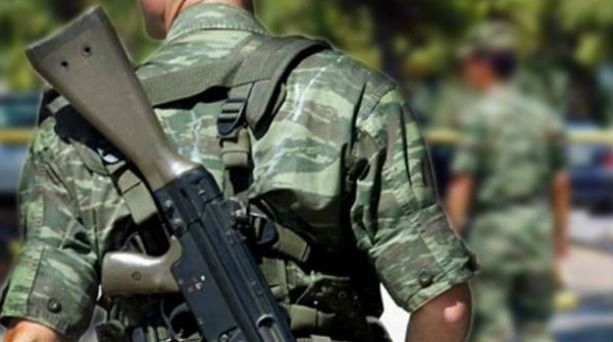 Πρώτο κρούσμα κορωνοϊού στον Στρατό   tovima.gr