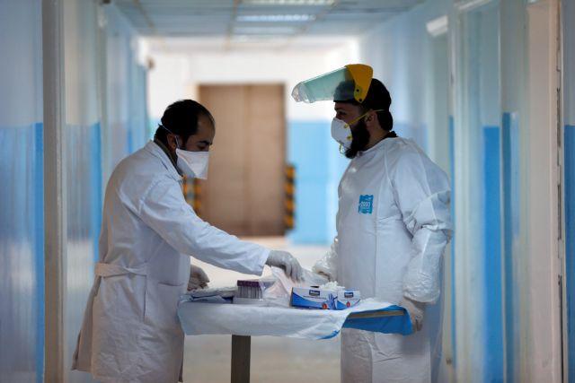 Κορωνοϊός: 31 νέα κρούσματα με τον θανατηφόρο ιό – Στα 418 το σύνολο των κρουσμάτων | tovima.gr