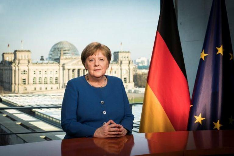 Merkel taps into German soul, history in address on fighting Coronavirus | tovima.gr