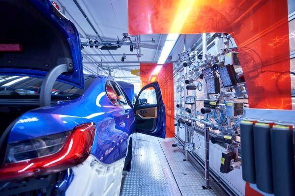 Παύση λειτουργίας και για τα εργοστάσια του ομίλου BMW   tovima.gr