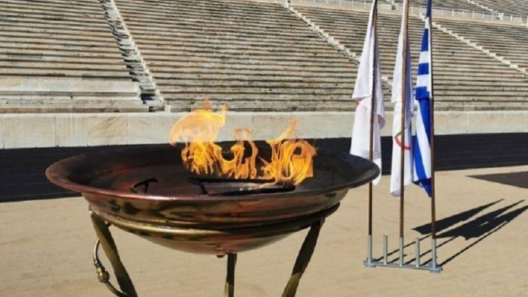 Όλα έτοιμα για την Τελετή Παράδοσης της Ολυμπιακής Φλόγας | tovima.gr