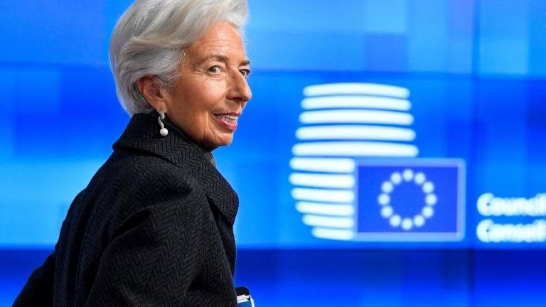 Λαγκάρντ: Η ΕΚΤ θα κάνει τα πάντα για να στηρίξει την Ευρωζώνη σε αυτή την κρίση   tovima.gr