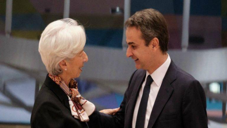 Mitsotakis announces new measures to shore up economy | tovima.gr