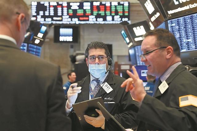 Ευάλωτες στη νέα κρίση οι τράπεζες της Wall Street | tovima.gr