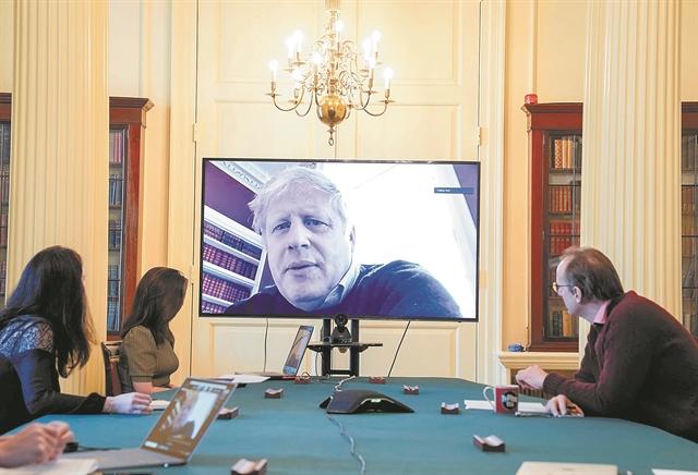 Φόβοι για κενό εξουσίας στη Βρετανία | tovima.gr