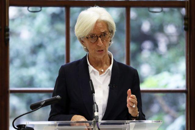 Λαγκάρντ: Η απάντηση της ΕΚΤ στην κατάσταση έκτακτης ανάγκης λόγω κορωνοϊού | tovima.gr