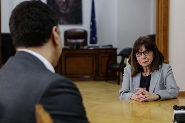 Σακελλαροπούλου: Ευθύνη όλων μας να αποδείξουμε ότι μπορούμε να βγούμε νικητές   tovima.gr