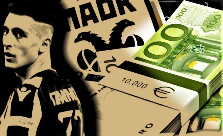 ΠΑΟΚ: Με 6.000.000 ευρώ πωλείται ο Γιαννούλης | tovima.gr
