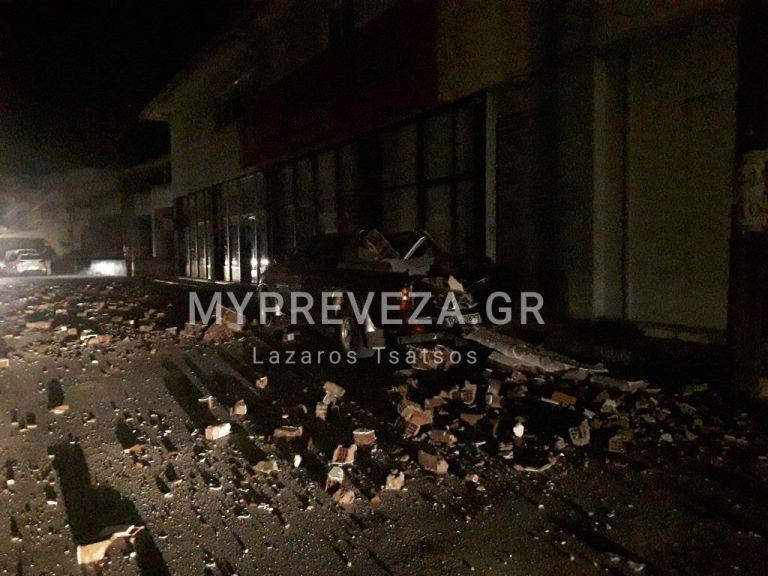 Σεισμός 5,6 Ρίχτερ στην Πάργα: Σοβαρές ζημιές στο Καναλάκι – Τι λένε οι σεισμολόγοι | tovima.gr