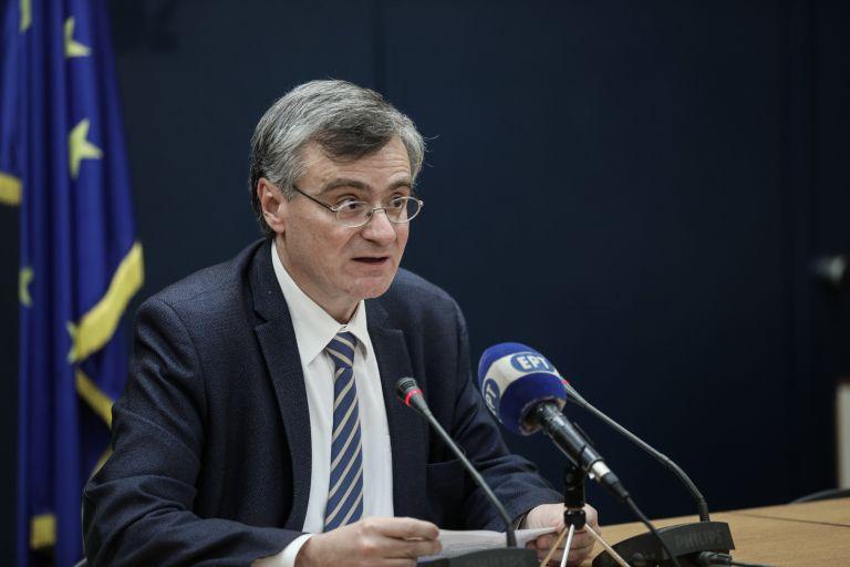 Τσιόδρας: Τα κρούσματα θα αυξηθούν αλλά το πόσο εξαρτάται απ' όλους εμάς | tovima.gr