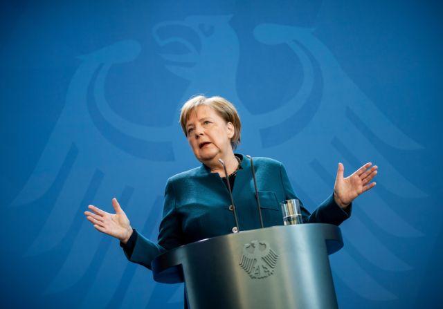 Γερμανία: Αρνητική στο πρώτο τεστ για κορωνοϊό η Ανγκελα Μέρκελ | tovima.gr