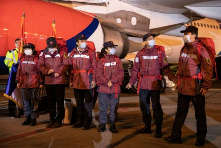 Σερβία: 249 τα κρούσματα – Νέα συνεργασία με Κινέζους εμπειρογνώμονες | tovima.gr