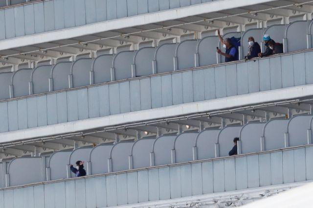 Δεκάδες επιβάτες με «συμπτώματα γρίπης» σε κρουαζιερόπλοιο   tovima.gr