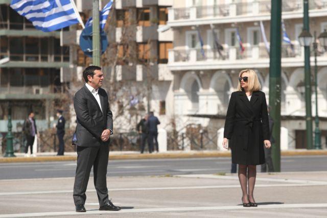 Τσίπρας: Θα σταθούμε ενωμένοι στην προάσπιση των δικαιωμάτων μας | tovima.gr