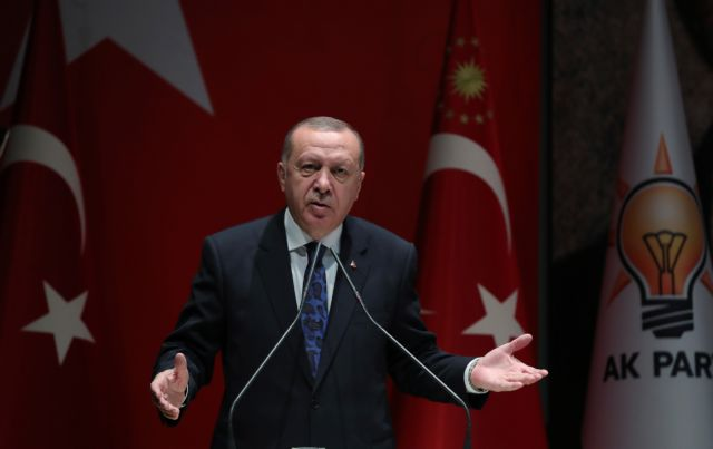 Ερντογάν για κορωνοϊό: Σε 2-3 εβδομάδες θα ξεπεράσουμε την επιδημία | tovima.gr